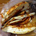 西安最強最安クラスのB級グルメ、「ジャガイモバーガー」を食べてきました。