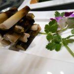 城壁南門近くの中華レストラン「绿茶餐厅」